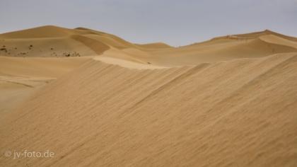 Wüste in Abu Dhabi