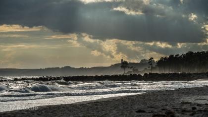 Am Strand von Löderup
