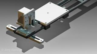 Entwurf Kamera Slider